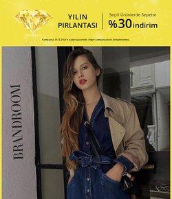 Brandroom broşürdeki Brandroom dan fırsatlar ( Bugün yayınlandı)