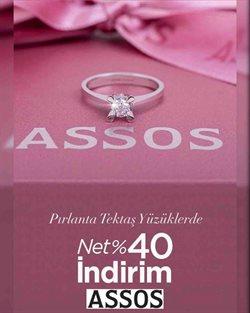 Assos Pırlanta kataloğu ( Süresi geçmiş )