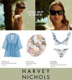 Harvey Nichols broşürdeki Giyim, Ayakkabı ve Aksesuarlar dan fırsatlar ( Yarın son gün)