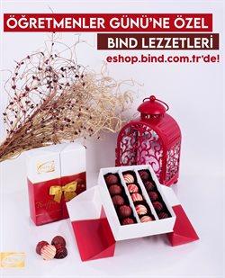 Bind Chocolate kataloğu ( Süresi geçmiş )