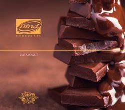 Bind Chocolate broşürdeki Kafe ve Restoranlar dan fırsatlar ( 9 gün kaldı)