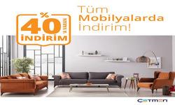 İzmir broşürdeki Çetmen Mobilyadan fırsatlar