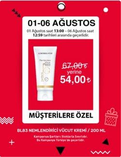 BioBellinda broşürdeki Kozmetik ve Bakım dan fırsatlar ( Bugün yayınlandı)