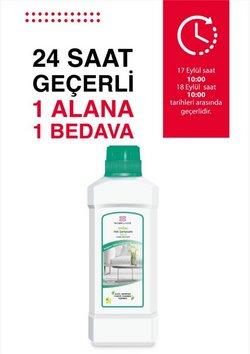 BioBellinda broşürdeki Kozmetik ve Bakım dan fırsatlar ( 2 gün kaldı)