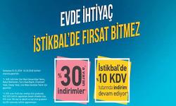 Turgutlu (Manisa) broşürdeki İstikbal Mobilyadan fırsatlar