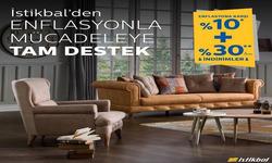İstanbul broşürdeki İstikbal Mobilyadan fırsatlar