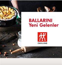 Ev ve Mobilya fırsatları İstanbul Zwilling kataloğu ( 14 gün kaldı )