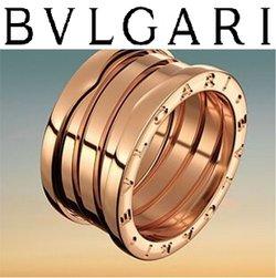 Bvlgari broşürdeki Bvlgari dan fırsatlar ( Bugün yayınlandı)