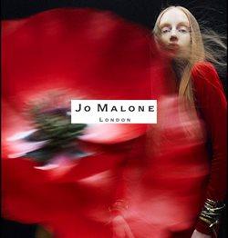 Jo Malone kataloğu ( Süresi geçmiş )