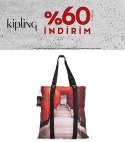 Kipling broşürdeki Kipling dan fırsatlar ( Uzun geçerlilik)