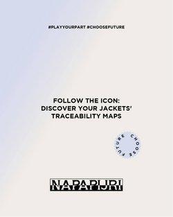 Napapijri broşürdeki Napapijri dan fırsatlar ( 4 gün kaldı)