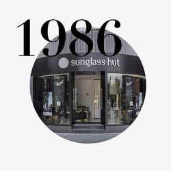 Sunglass Hut kataloğu ( Dün yayınlandı )