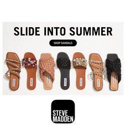 Steve Madden broşürdeki Giyim, Ayakkabı ve Aksesuarlar dan fırsatlar ( 2 gün kaldı)