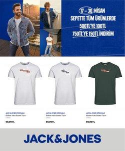 Jack Jones kataloğu ( Dün yayınlandı )