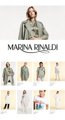 Marina Rinaldi kataloğu ( Süresi geçmiş )