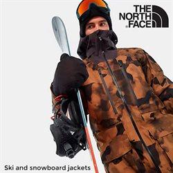 The North Face kataloğu ( Süresi geçmiş )