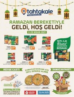 Antalya Tahtakale Spot kataloğu ( 2 gün kaldı )