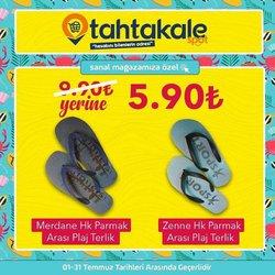 Tahtakale Spot broşürdeki Tahtakale Spot dan fırsatlar ( 4 gün kaldı)