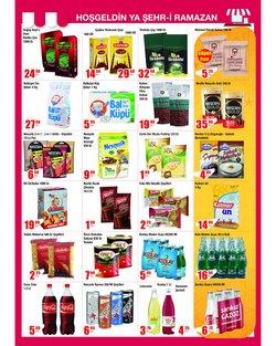 Süpermarket fırsatları Alternatif kataloğu ( 8 gün kaldı )