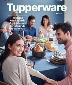 Tupperware broşürdeki Yılbaşı dan fırsatlar ( Uzun geçerlilik)