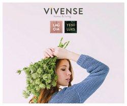 Vivense broşürdeki Vivense dan fırsatlar ( 24 gün kaldı)