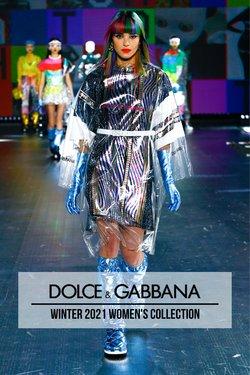 Dolce Gabbana kataloğu ( 19 gün kaldı )