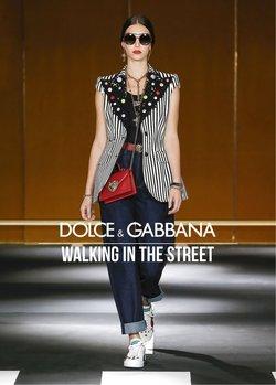 Dolce Gabbana broşürdeki Dolce Gabbana dan fırsatlar ( Uzun geçerlilik)