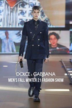 Dolce Gabbana broşürdeki Dolce Gabbana dan fırsatlar ( 25 gün kaldı)