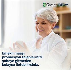 Bankalar fırsatları Adana Garanti Bankası kataloğu ( 4 gün kaldı )