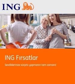 ING Bank broşürdeki Bankalar dan fırsatlar ( 8 gün kaldı)
