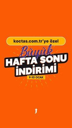 İzmir Koçtaş kataloğu ( Süresi geçmiş )