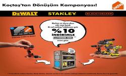 Ankara broşürdeki Koçtaşdan fırsatlar