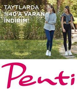Penti broşürdeki Penti dan fırsatlar ( Dün yayınlandı)