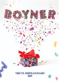 Boyner broşürdeki Yılbaşı dan fırsatlar ( 10 gün kaldı)