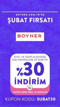 Erzurum Boyner kataloğu ( Süresi geçmiş )