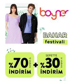 İstanbul Boyner kataloğu ( Süresi geçmiş )
