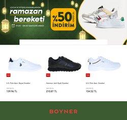 İstanbul Boyner kataloğu ( Bugün yayınlandı )
