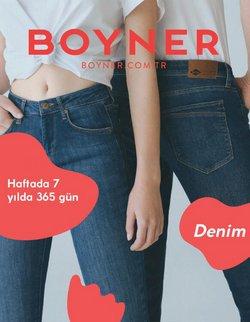 Boyner broşürdeki Giyim, Ayakkabı ve Aksesuarlar dan fırsatlar ( Uzun geçerlilik)