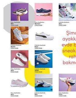 Boyner broşürdeki Skechers dan fırsatlar ( Uzun geçerlilik)