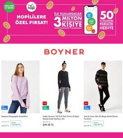 Boyner broşürdeki Boyner dan fırsatlar ( Bugün son gün)