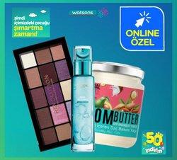 Kozmetik fırsatları Derince (Kocaeli) Watsons kataloğu ( 2 gün kaldı )