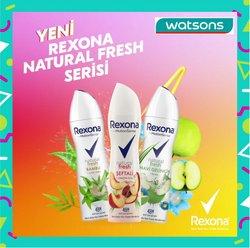 Kozmetik fırsatları İnegöl Watsons kataloğu ( Bugün son gün )