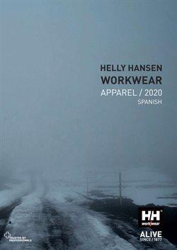 Helly Hansen kataloğu ( Süresi geçmiş )