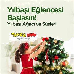 İstanbul Toyzz Shop kataloğu ( Süresi geçmiş )