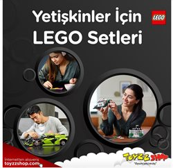 Oyuncak ve Bebek fırsatları Erzurum Toyzz Shop kataloğu ( Uzun geçerlilik )