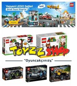 Oyuncak ve Bebek fırsatları Ankara Toyzz Shop kataloğu ( 8 gün kaldı )
