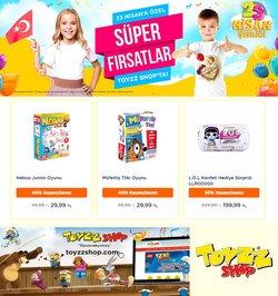 Toyzz Shop kataloğu ( Yarın son gün )