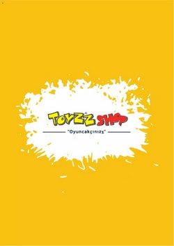 Toyzz Shop broşürdeki Oyuncak ve Bebek dan fırsatlar ( 5 gün kaldı)