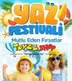 Toyzz Shop broşürdeki Oyuncak ve Bebek dan fırsatlar ( 4 gün kaldı)