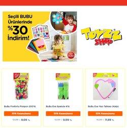 Toyzz Shop broşürdeki Toyzz Shop dan fırsatlar ( Süresi geçmiş)
